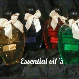 panrosa Other - Bodywash essential oils.